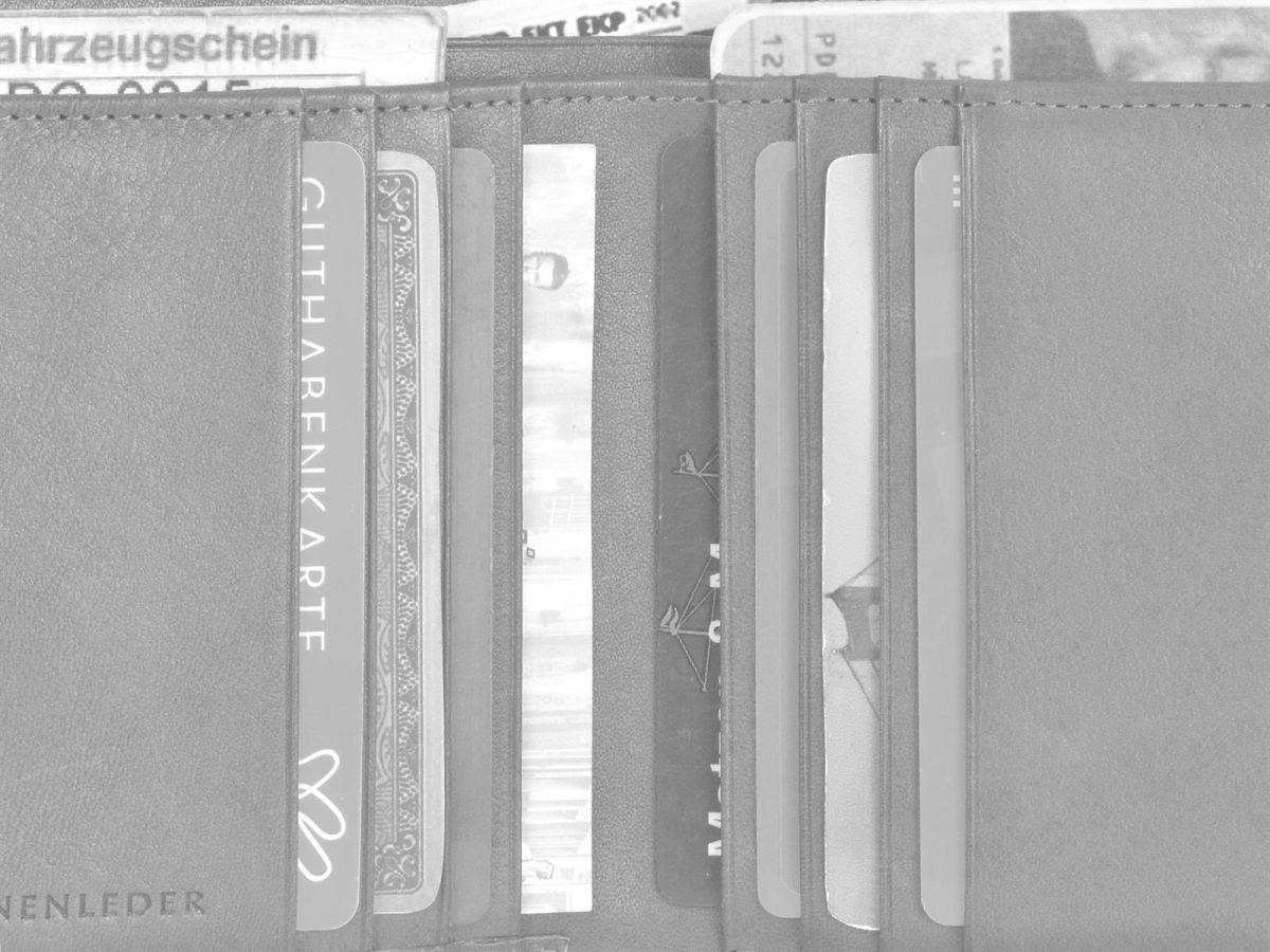 Leder-GeldboerseSin-Herren-der-Reissverschluss-Portemonnaie-Sonnenleder-Sinn Indexbild 36