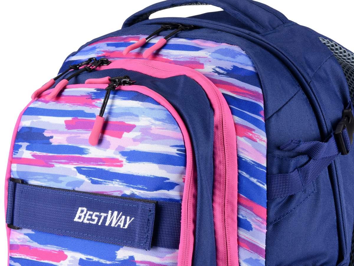 e5b2603b98fad Bestway-Schulrucksack-Maedchen-Jungs-aktuelle-Designs-Schultasche-Rucksack  Indexbild