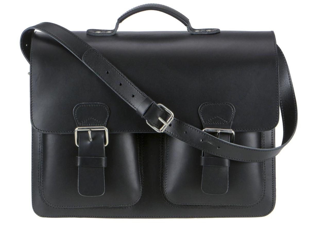 Notebooktaschen Angemessen Ruitertassen Lehrertasche Aktentasche Leder 2-fächer Schultasche Tasche Rot Koffer, Taschen & Accessoires