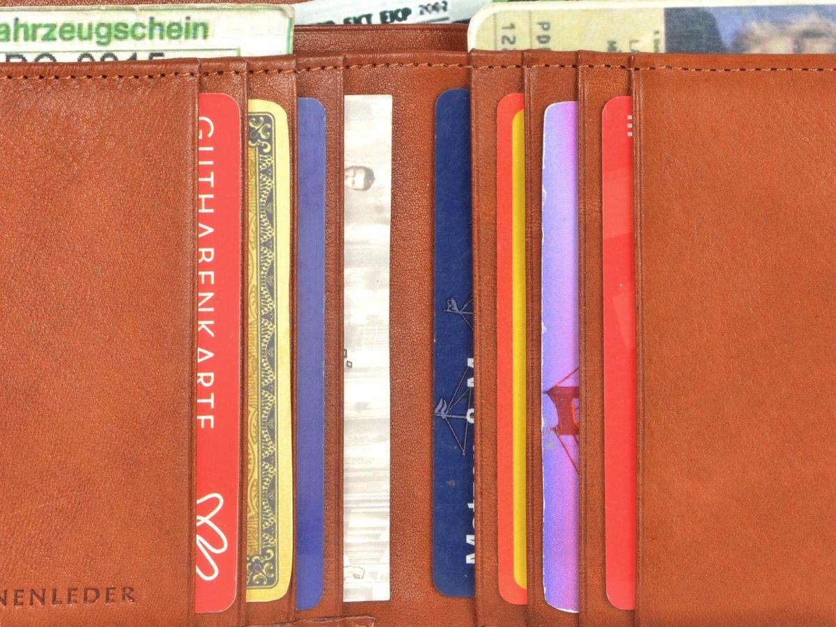 Leder-GeldboerseSin-Herren-der-Reissverschluss-Portemonnaie-Sonnenleder-Sinn Indexbild 24