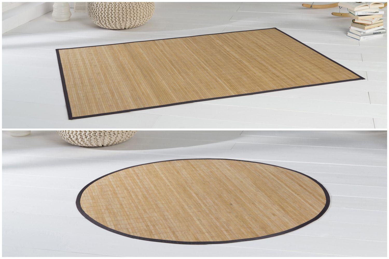 TAPPETO BAMBÙ HIGHQ IN 12 misure STUOIA pavimento cucina soggiorno ...