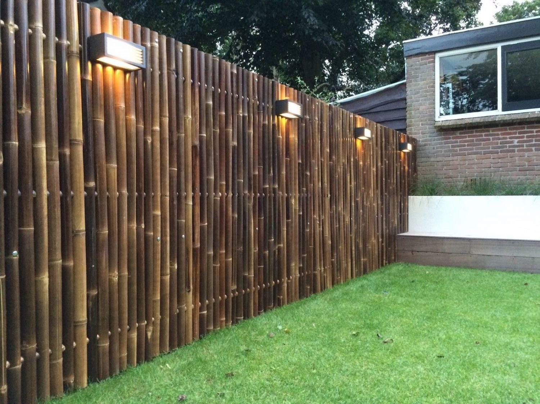 Brise-Vue Bambou xxl Nigra, Clôture de Jardin en 4 Tailles | eBay