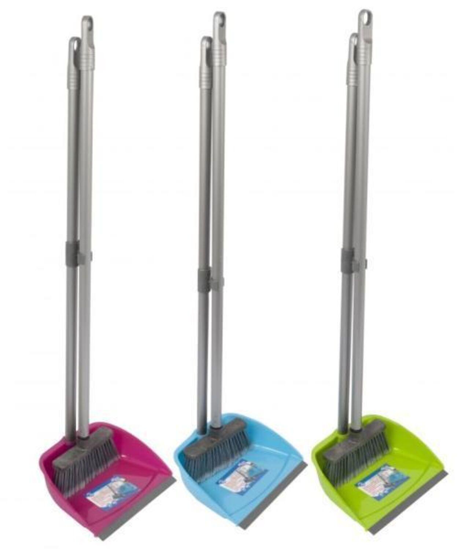 Leifheit Handkehrset Schaufel mit Schmutzkammer Reinigungswerkzeug NEU