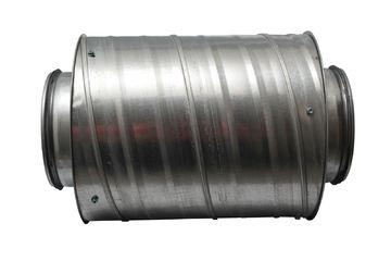 Rohrschalldämpfer 250mm Schalldämmung Schallisolierung Belüftung 90cm lang