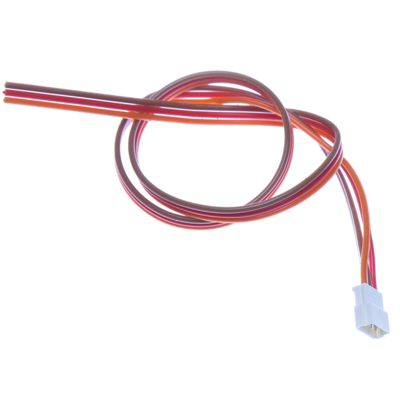 für MPX Servogegenkabel ZH 3-polig Stecker Voltmaster Spektrum Picoservo