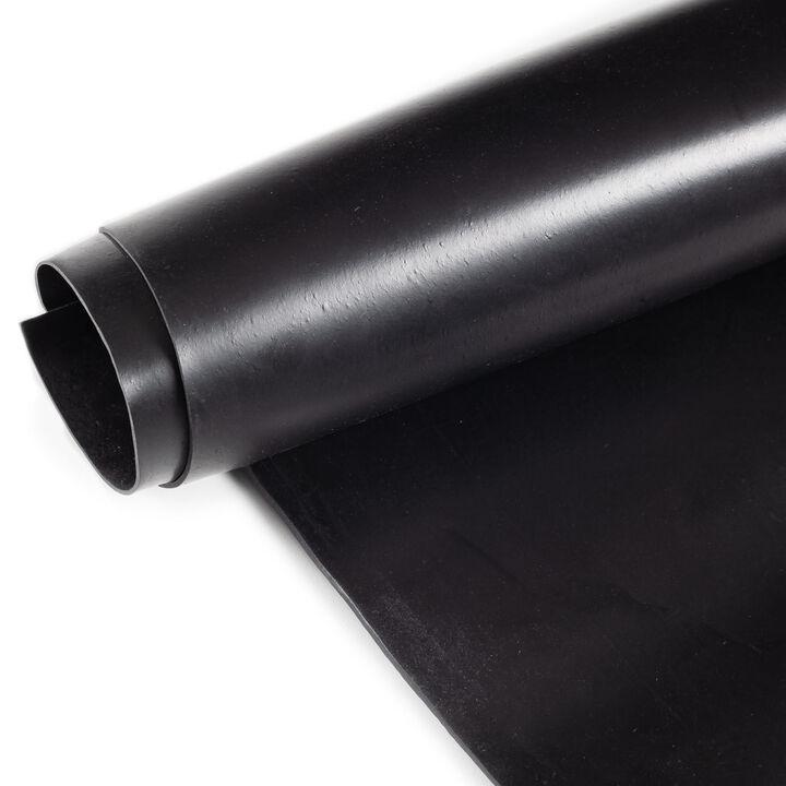 ANRO Gummimatte Schutzmatte Noppenmatte Bodenmatte Riffelblechoptik Gummil/äufer 100cm Breit 3mm stark Schwarz 260 x 100cm
