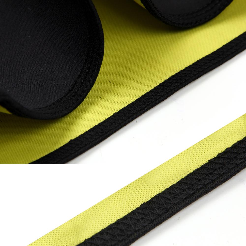 Bauchweg-Gürtel Belt Abnehmen Bauchtrainer Gewicht verlieren Neopren HotDamen AN