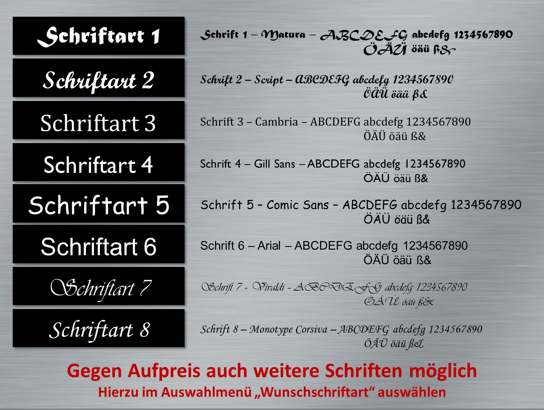 Edelstahl-V2A-Tuerschild-Namensschild-Briefkastenschild-Klingelschild-mit-Gravur Indexbild 2