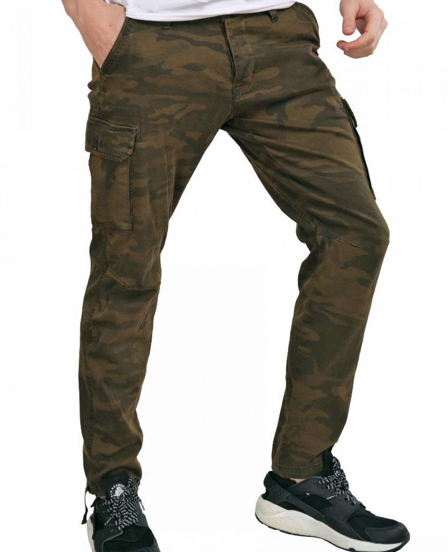 redbridge herren camouflage cargo hose army milit r soldat jeans 100 original ebay. Black Bedroom Furniture Sets. Home Design Ideas