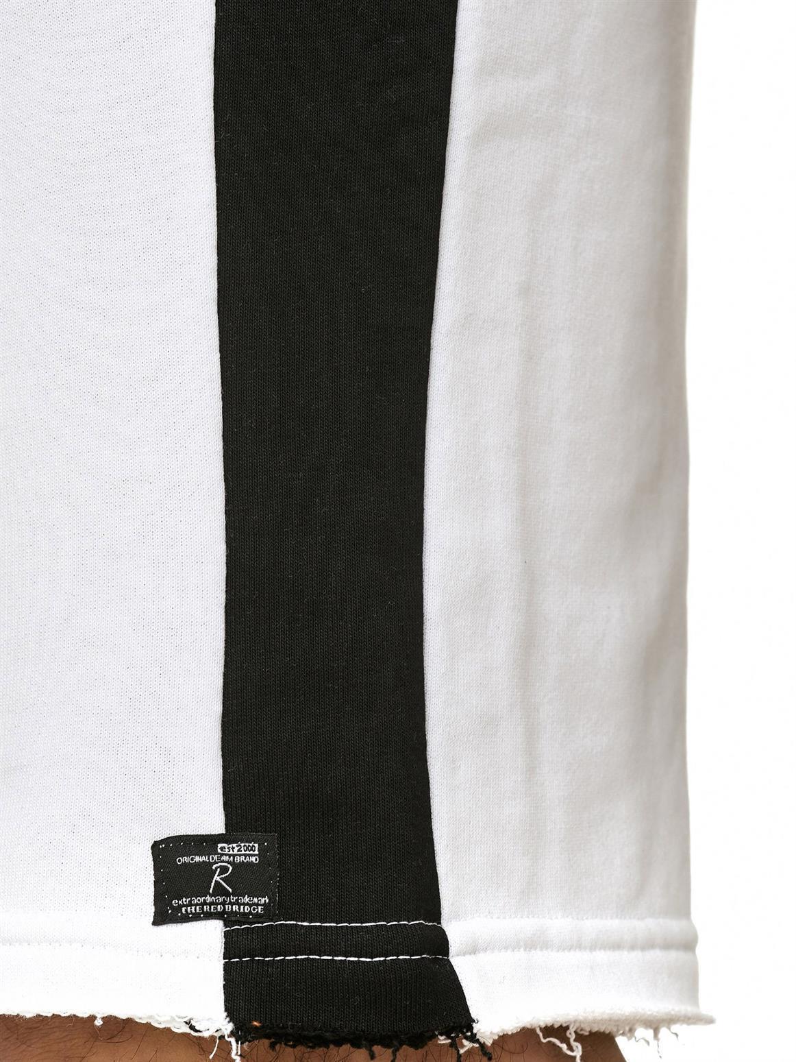 Redbridge Herren Shorts Kurze Hose Sweatpants Capri Jogginghose ... 14c9dbd157
