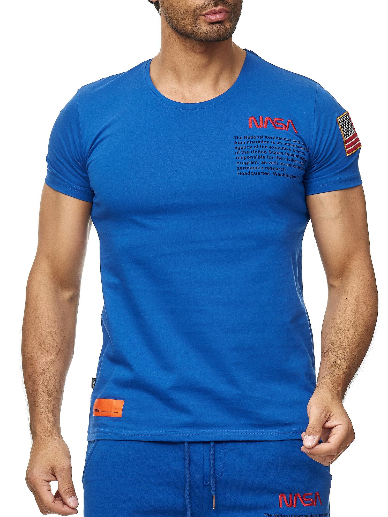 Redbridge Men/'s Nasa Hoody Sweater Jumper Space Shuttle T-Shirt