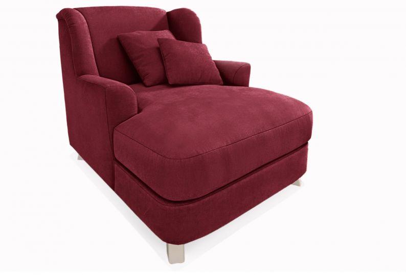 ohrensessel asado xxl sessel big sesseli in bordeaux. Black Bedroom Furniture Sets. Home Design Ideas