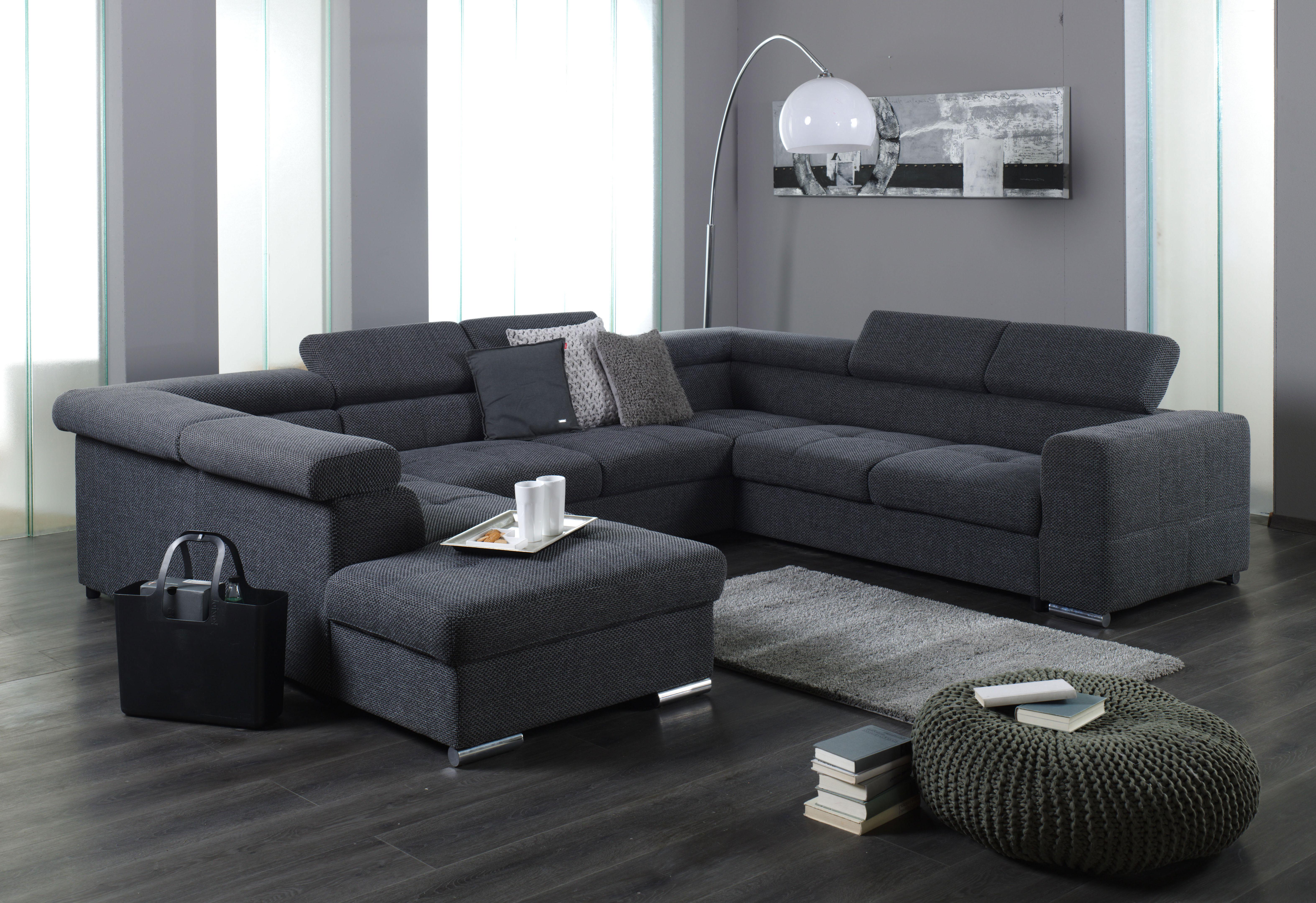 Wunderschön Wohnlandschaft U Form Xxl Das Beste Von Xxl-wohnlandschaft-couch-cary-u-form-versch-farben-