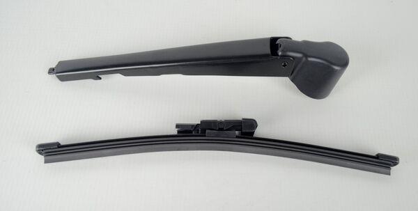 VW POLO HB 01-09 REAR WINDSHIELD WINDSCREEN WIPER ARM WITH BLADE  ;;;