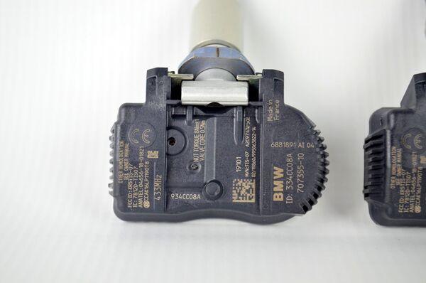 Org audi a8 4h rs6 rs7 r8 4s presión neumáticos control 7pp907283 RDK VW Touareg 7p