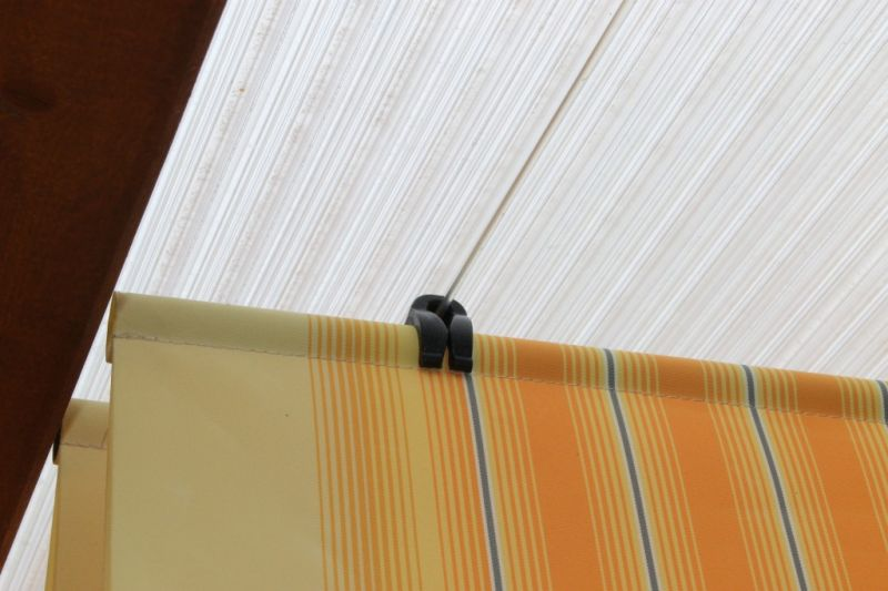 seilspannmarkise auf ma pergola terrassenbeschattung montagekit breit bis 160cm 39409697757 ebay. Black Bedroom Furniture Sets. Home Design Ideas