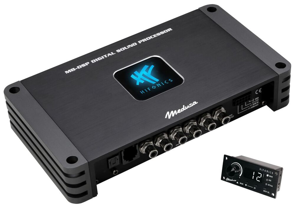 Zealum ZBP-1PRO Bass Prozessor für ein volles Bassfundament inkl Fernbedienung