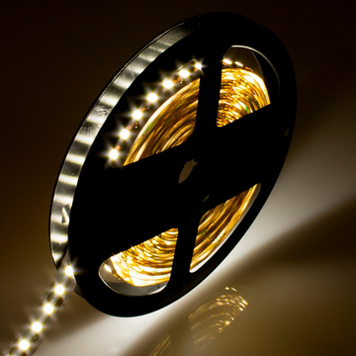 DEMODU® LED Streifen 24V PREMIUM Warmweiß 3000K 600 SMD 2835 5m Stipe Strip Band