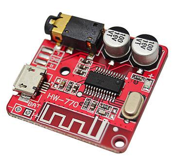 kabelloses Bluetooth MP3 Audio Receiver Modul Verlustfreie Decoder HiF BF#