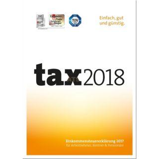 Details zu Buhl Data Tax 2018 für Steuerjahr 2017 GreenIT | Steuer Quick and Easy Sparer