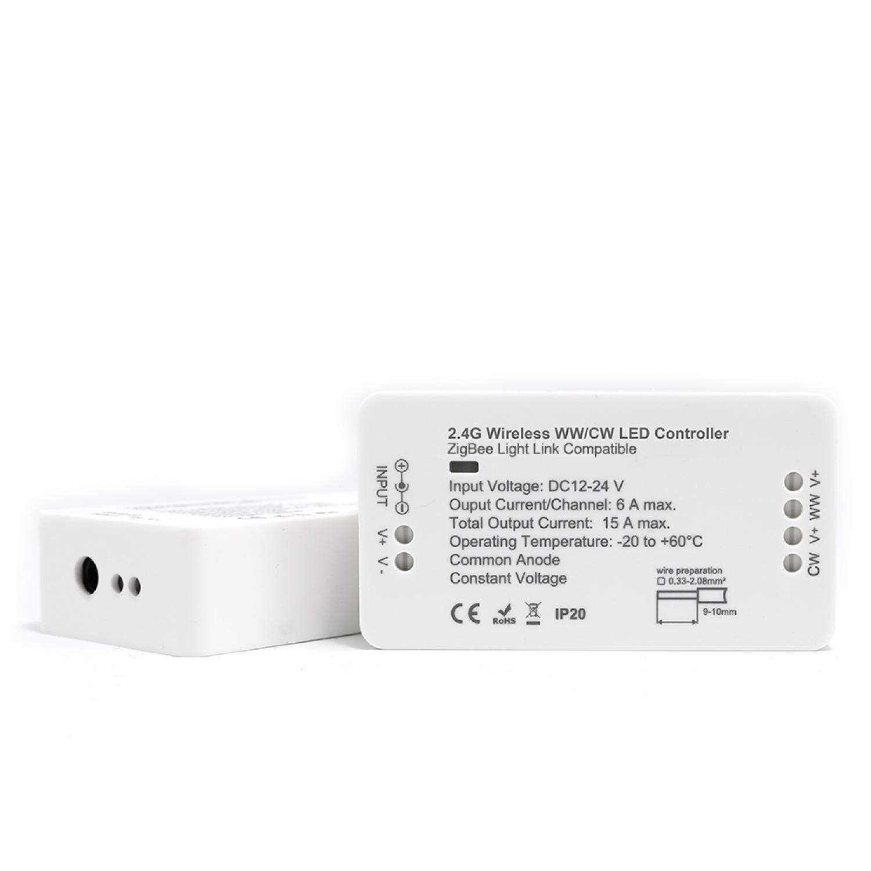 CCT Steuergerät Controller Vorschaltgerät ZigBee kompatibel für 12 ...