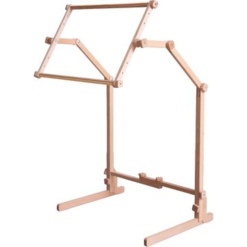 """with//without embroidery frame, Marussia Table stand /""""Pinocchio/"""" frame size sel"""