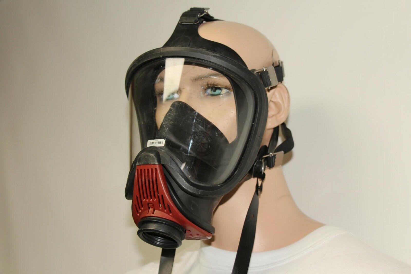Auer-MSA-Ultra-Elite-Atemschutzmaske-Schutzmaske-Uberdruck-Steckanschluss Indexbild 4