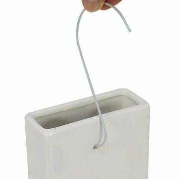 3x Heizkörperverdunster Domino Keramik Luftbefeuchter Verdunster Heizung