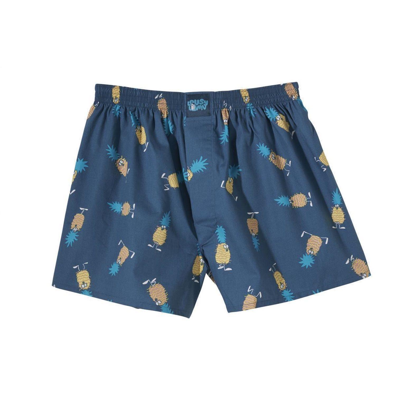 Lousy Livin Boxershorts Sky Gym Blue Atoll XS XXL Boxer Short Unterhose Wäsche