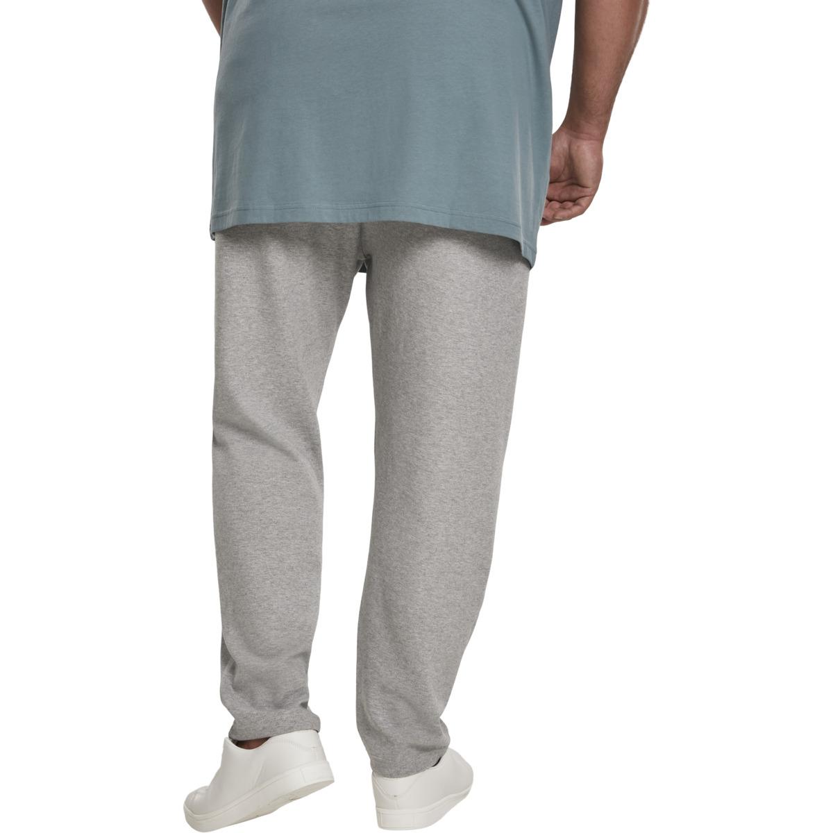 Urban Classics Formula Cropped Peached Interlock Pants Jogginghose Herren S 5XL