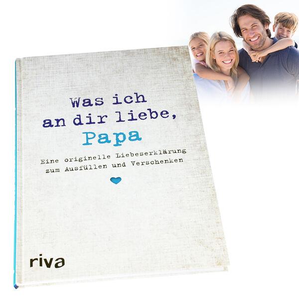 Mama Ausfüllbuch Album Was ich an dir liebe Liebesgeschenk für Mutter