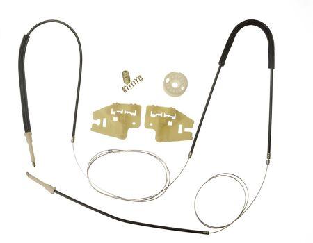 Original Azp Window Regulator Bowden Cable Repair Kit Front Left Right BMW X3