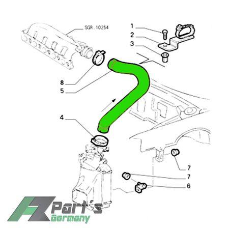AUDI A6 Kit De Reparación Regulador de Ventana Frontal Derecho Lado del conductor 96-04