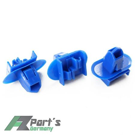 10 x Trim Mounting Clip for Toyota RAV4 Prado NEW 75495-42010