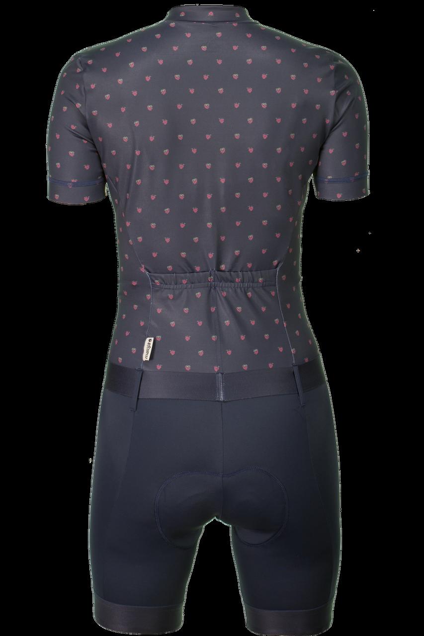 Maloja GlimmerschieferM Damen Bike Suit divCol//Gr 23170 Radbody Onepiece Overall