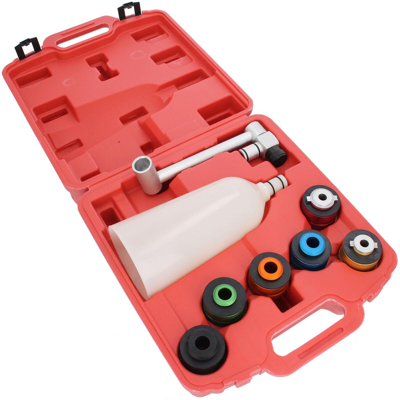 BGS 15 Motor Öl-Einfüllhilfe Adapter Trichter Motoröl Einfüllen ohne Verschütten