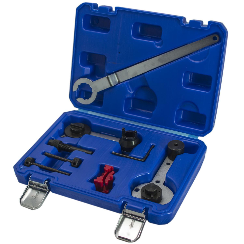 Kit di strumenti di temporizzazione,1.4 1.9 Set di strumenti di bloccaggio della distribuzione dellalbero a camme del motore per A2 A3 A4 A6