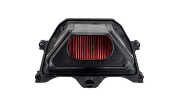 Air Filter Sportluftfilter Luftfilter für Yamaha YZF R6 2006-2007 Red A3