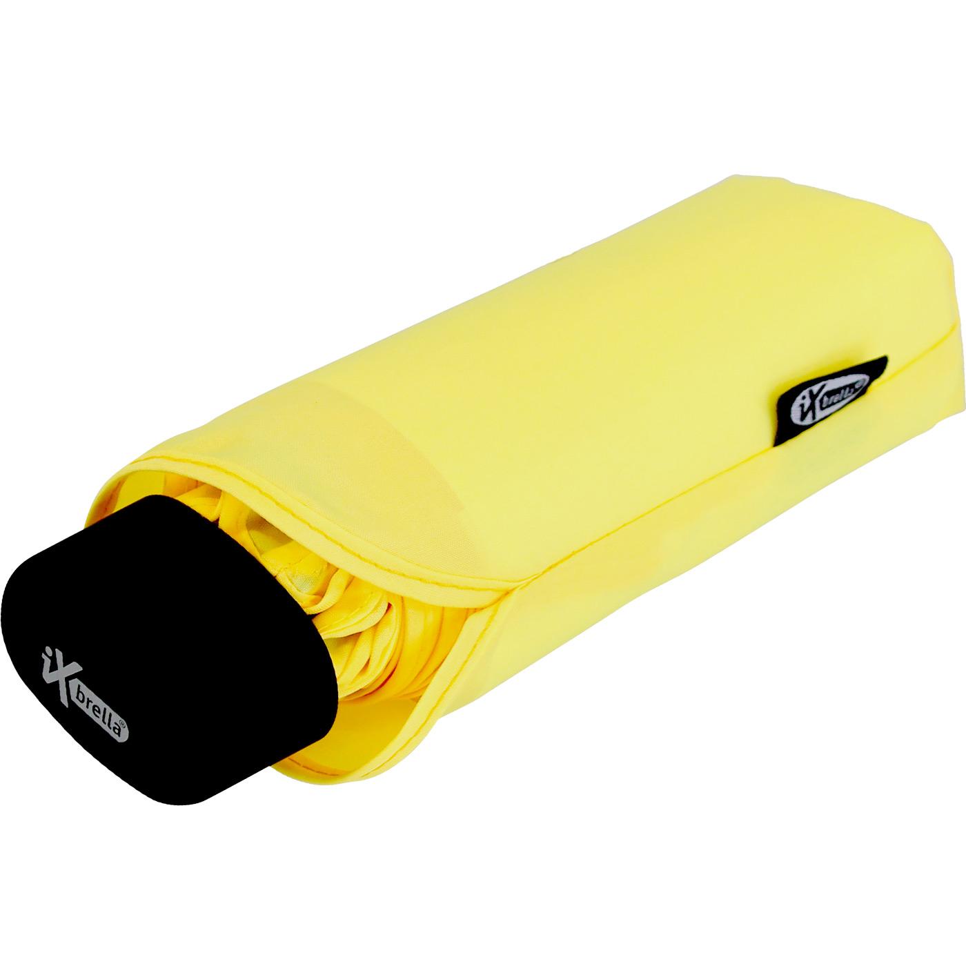 Regenschirm-Super-Mini-Taschenschirm-Damen-Herren-winzig-klein-leicht-im-Etui Indexbild 29