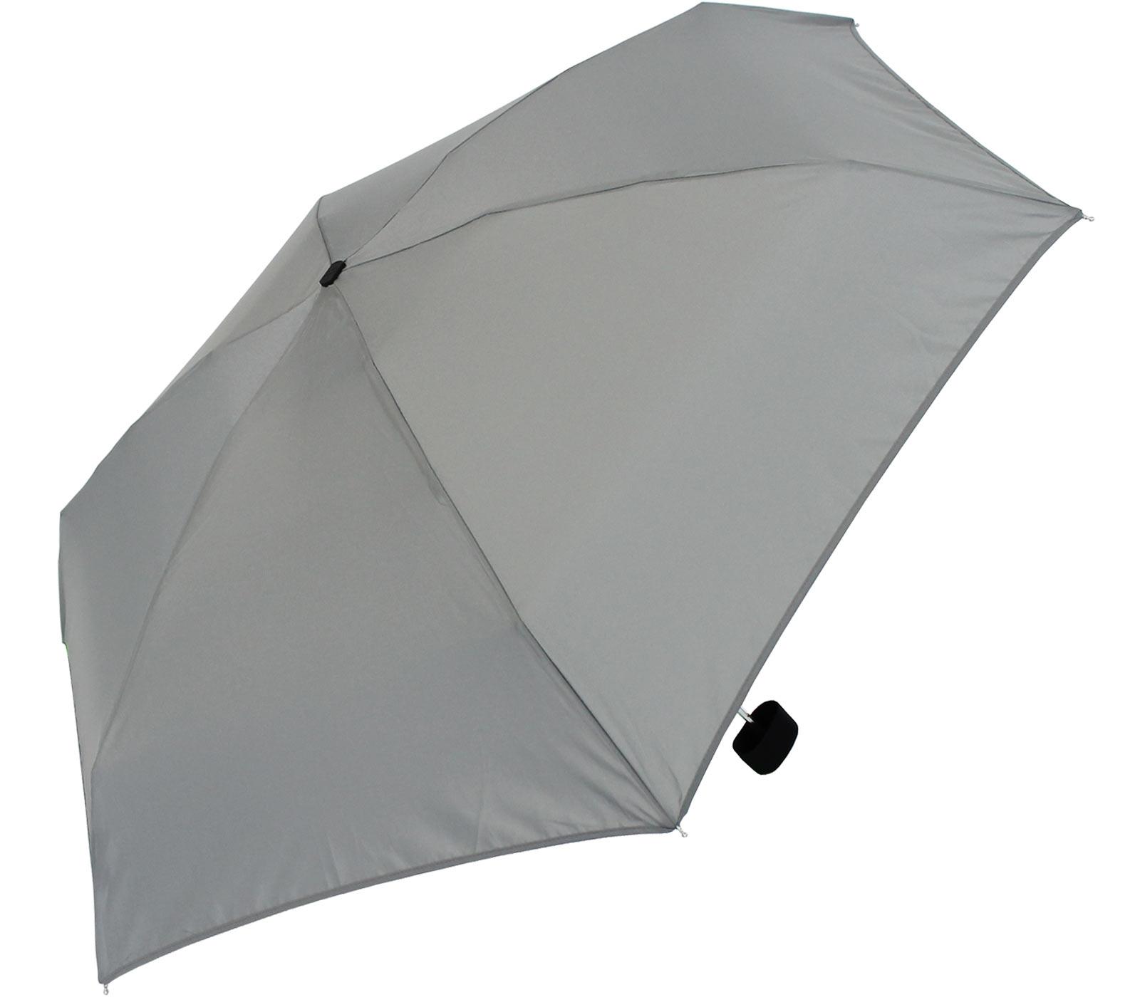 Regenschirm-Super-Mini-Taschenschirm-Damen-Herren-winzig-klein-leicht-im-Etui Indexbild 12