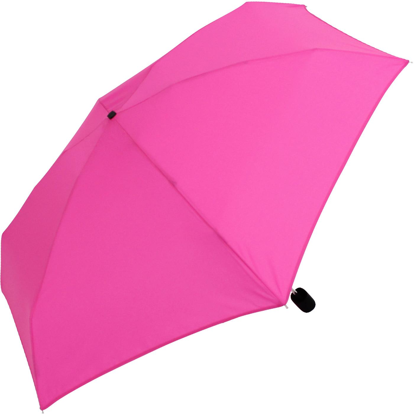 Regenschirm-Super-Mini-Taschenschirm-Damen-Herren-winzig-klein-leicht-im-Etui Indexbild 46