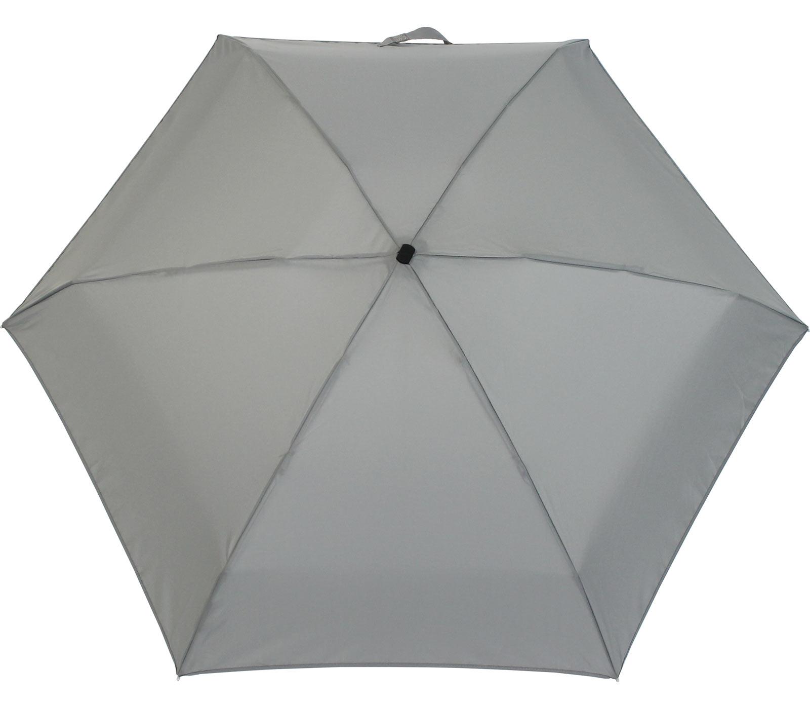 Regenschirm-Super-Mini-Taschenschirm-Damen-Herren-winzig-klein-leicht-im-Etui Indexbild 11