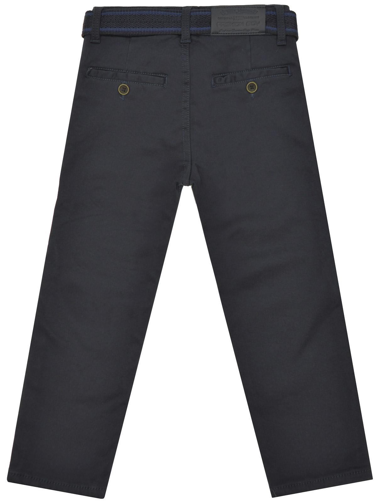 Enfants-Chino-THERMO-d-039-hiver-Pantalons-Garcons-Pantalon-Doublure-Stretch-Reglable-22904 miniature 13