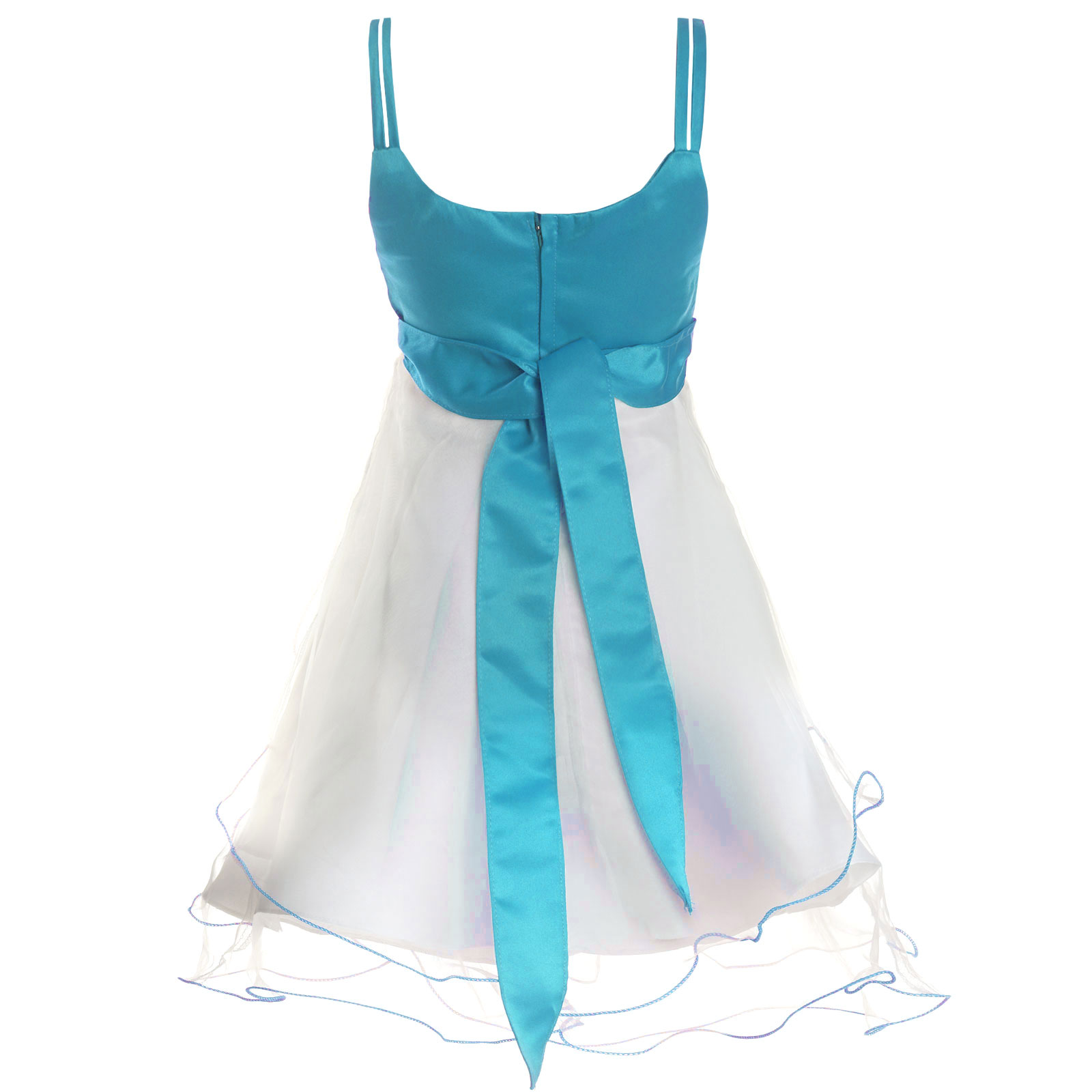 Maedchen-Kinder-Kleid-Peticoat-Festkleid-Lang-Arm-Kostuem-mit-Bolero-Rose-21476 Indexbild 21