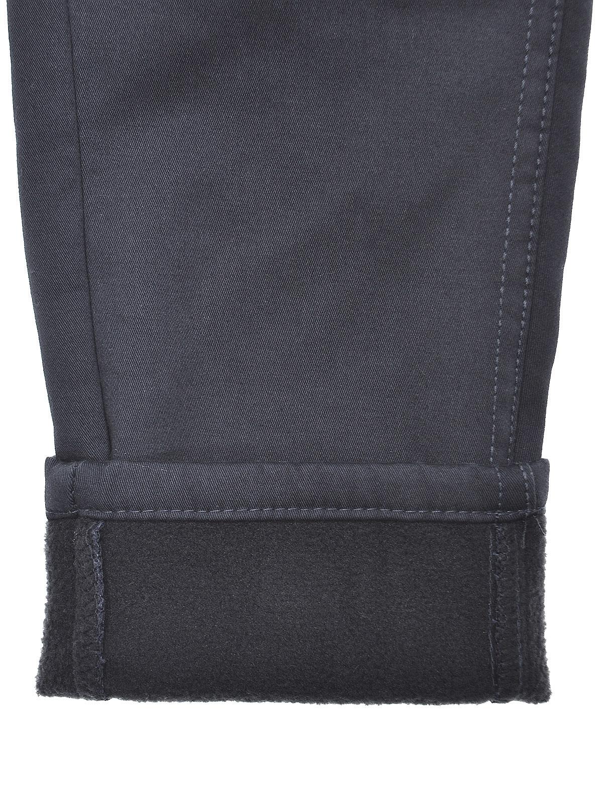 Enfants-Chino-THERMO-d-039-hiver-Pantalons-Garcons-Pantalon-Doublure-Stretch-Reglable-22904 miniature 9