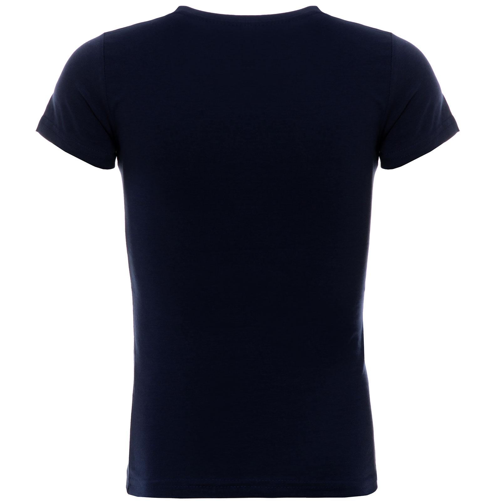 Pailletten Shirt Jungs