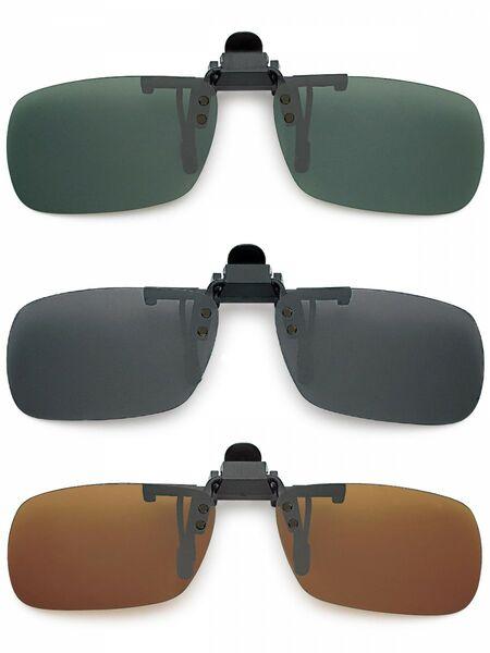 Sonnenbrille  Polarisiert Polaufsatz Brille Aufsatz Polarisierend Polbrille B498