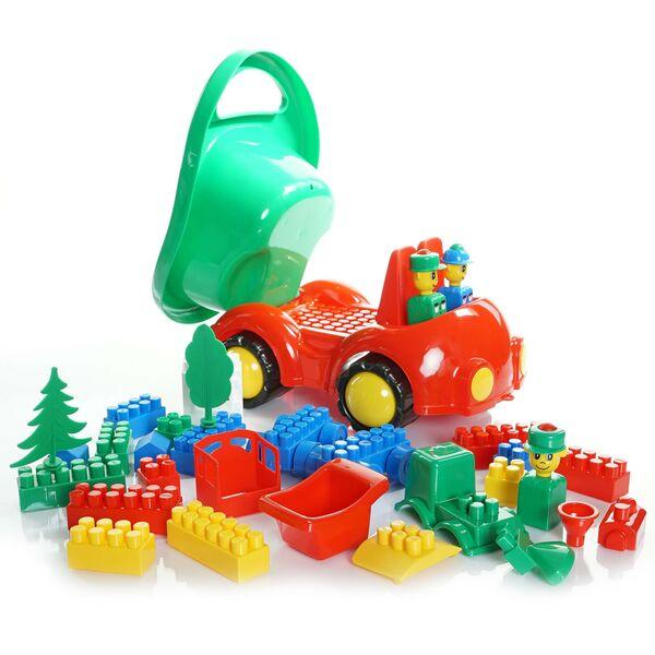 Baby Spielzeug Kinder Spielzeug Set Kipper Bausteine Lkw Laster Klein Kind Sandspielzeug 20955 Fein Verarbeitet
