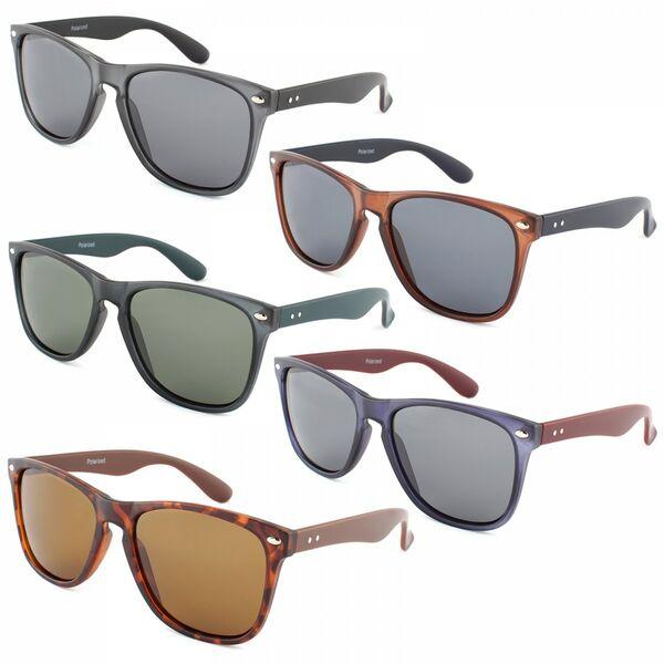 Polarisation Sport Sonnenbrille Brillen 80er Polbrille Schmetterling Rund 20377