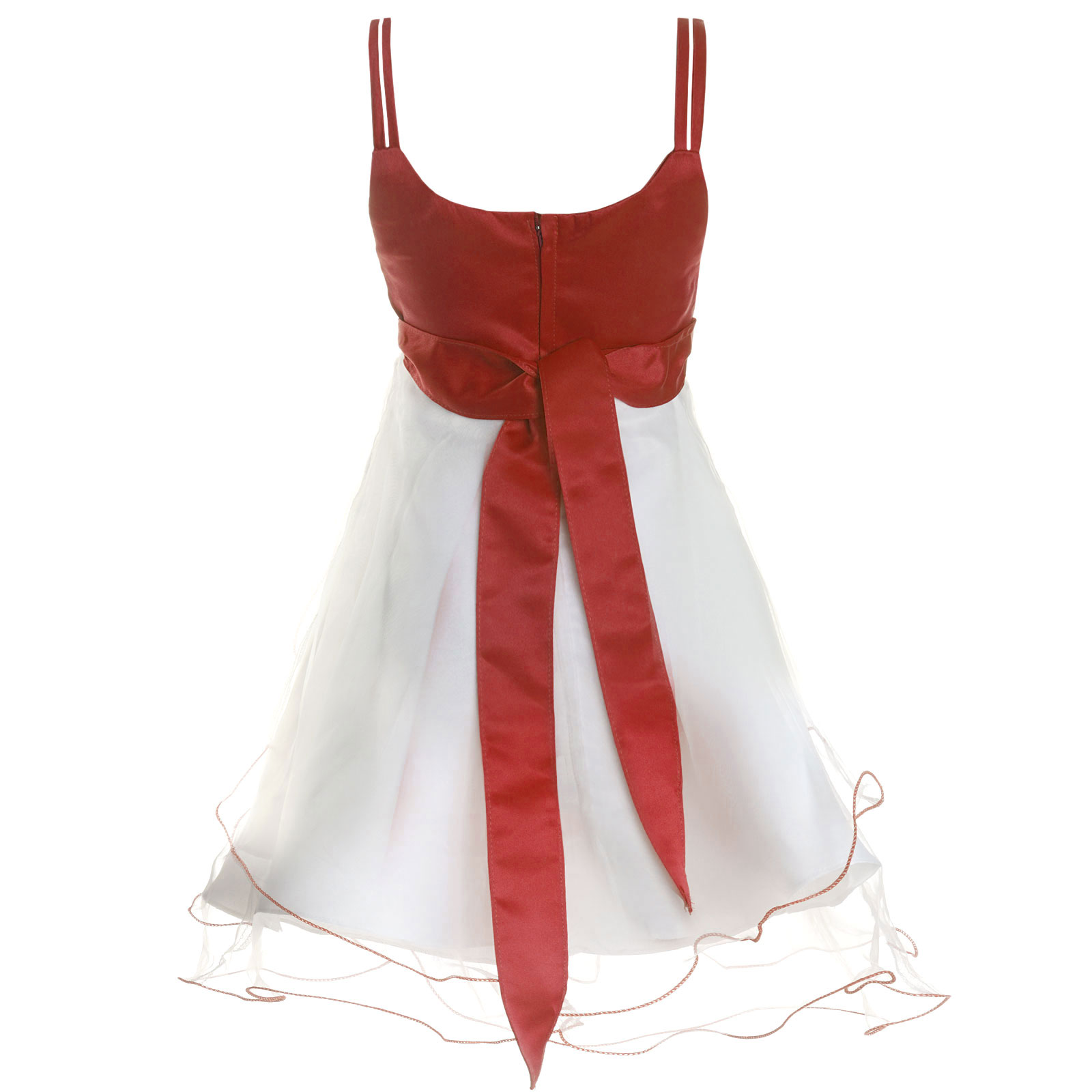 Maedchen-Kinder-Kleid-Peticoat-Festkleid-Lang-Arm-Kostuem-mit-Bolero-Rose-21476 Indexbild 5
